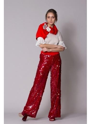 GIZIA Sweatshirt Kırmızı